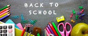 Back to School Saving